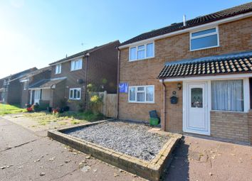 Thumbnail 3 bed semi-detached house to rent in Writtle Close, Clacton-On-Sea