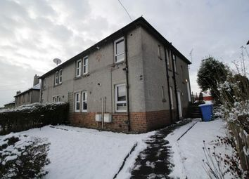 Thumbnail 2 bed flat to rent in Strathaven Road, Lesmahagow, Lanark