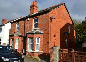 Thumbnail 3 bedroom semi-detached house to rent in Wykeham Road, Earley, Reading