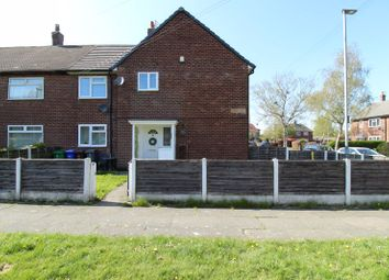 Thumbnail 2 bed flat for sale in Burnby Walk, Wythenshawe, Manchester