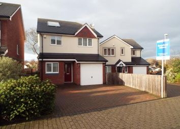 Thumbnail 3 bed detached house for sale in Cysgod Y Castell, Llandudno Junction, Conwy, North Wales