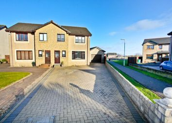 Thumbnail 3 bed detached house for sale in Gardner Crescent, Leven
