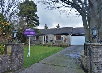 Thumbnail 3 bed detached bungalow for sale in Sterndale Close, Buxton