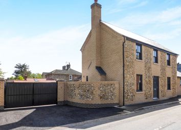 Thumbnail 3 bed detached house for sale in Oxborough Road, Stoke Ferry, King's Lynn