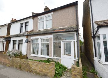 Thumbnail 2 bedroom semi-detached house for sale in West Road, Shoeburyness, Southend-On-Sea, Essex
