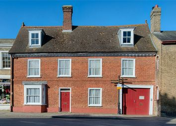 Thumbnail 4 bedroom town house for sale in The Broadway, St. Ives, Huntingdon