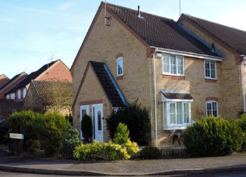 Thumbnail 1 bed end terrace house to rent in Canterbury Close, Banbury
