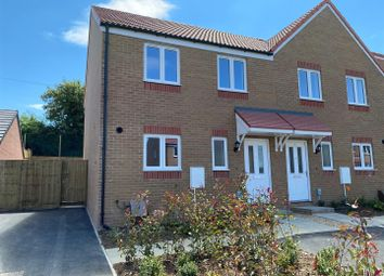 Thumbnail 3 bed semi-detached house for sale in Lawrence Drive, Calne