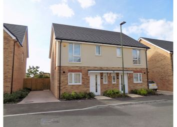 Thumbnail 2 bed semi-detached house for sale in Longshore Drive, Shoreham-By-Sea