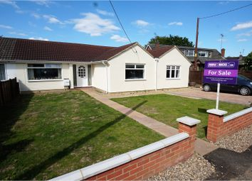 Thumbnail 4 bed semi-detached bungalow for sale in Hicks Lane, Blackwater