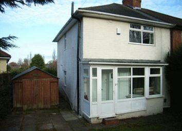 Thumbnail 3 bed semi-detached house to rent in 27 Uffculme Road, Stirchley, Birmingham