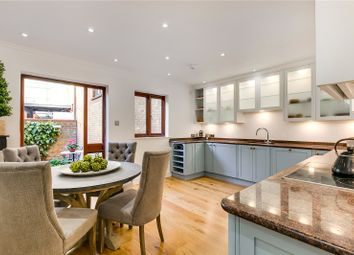 Thumbnail 3 bedroom terraced house for sale in Thornton Place, London