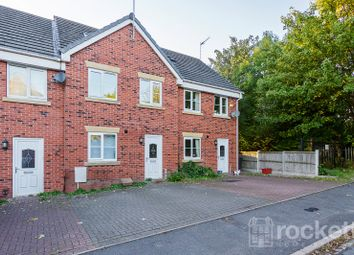 Thumbnail 3 bed town house to rent in Jason Street, Newcastle-Under-Lyme