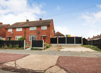 Thumbnail 3 bed semi-detached house for sale in Erriff Drive, South Ockendon