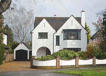Thumbnail 4 bedroom detached house for sale in Chislehurst Road, Petts Wood, Orpington