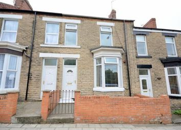 Thumbnail 3 bed terraced house to rent in Redworth Road, Shildon