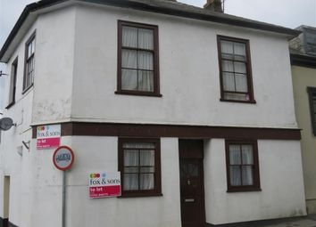 Thumbnail 1 bed flat to rent in Higher Lux Street, Liskeard