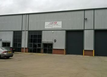 Thumbnail Light industrial to let in Unit 9, Valley Court, Sanderson Way, Off Pochin Way, Middlewich, Cheshire