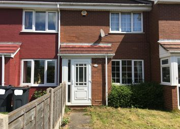 Thumbnail 2 bed terraced house for sale in Walmley Ash Road, Walmley, Sutton Coldfield