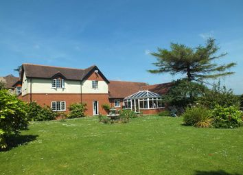 Thumbnail 5 bedroom detached house for sale in Rousdon, Lyme Regis