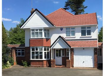 Thumbnail 5 bed detached house for sale in Rectory Gardens, Solihull