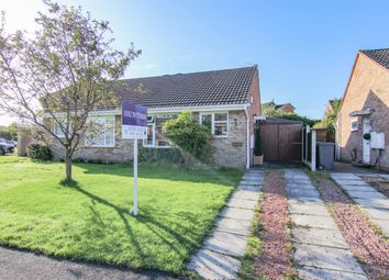 Thumbnail 2 bed semi-detached bungalow for sale in Heathbank Avenue, Irby, Wirral