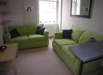 Thumbnail 2 bedroom flat to rent in Great Junction Street, Edinburgh Available 5th May