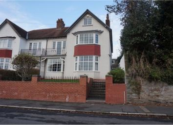 Thumbnail 4 bed semi-detached house to rent in Beechwood Road, Swansea