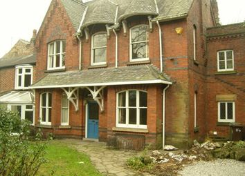 Thumbnail 4 bed detached house to rent in Palatine Road, Didsbury