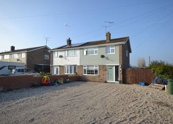 Thumbnail 3 bed semi-detached house for sale in Southminster, Essex, Uk