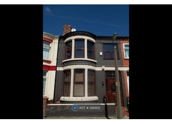 Thumbnail 3 bed terraced house to rent in Isabel Grove, Liverpool