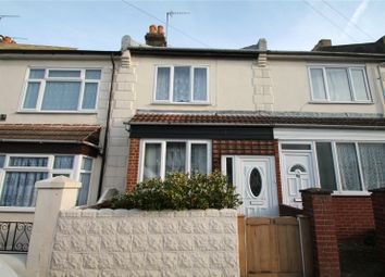 Thumbnail 3 bed terraced house for sale in Milton Road, Gillingham