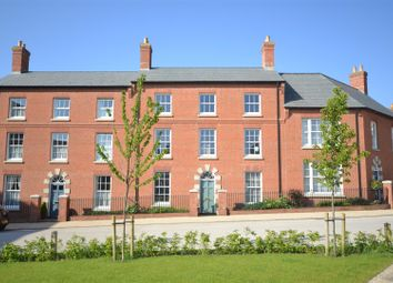 Thumbnail 4 bed terraced house for sale in Marsden Street, Poundbury, Dorchester