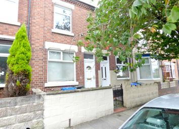 Thumbnail 2 bed terraced house to rent in Vivian Road, Fenton, Staffordshire