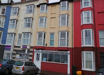 Thumbnail 1 bed flat to rent in Top Floor Flat 5C Marine Terrace, Aberystwyth, Ceredigion