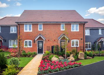 "Thumbnail 3 bedroom terraced house for sale in ""Barwick"" at Taylor Close, Harrietsham, Maidstone"