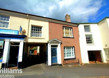Thumbnail 2 bed flat for sale in Well Street, Ruthin