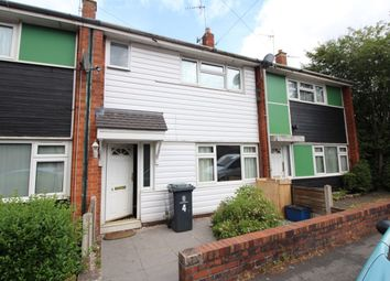 Thumbnail 2 bed terraced house for sale in Croft Court, Smallthorne, Stoke-On-Trent