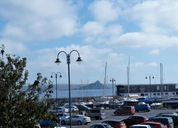 Thumbnail 1 bedroom flat for sale in The Wharf Apartments, Penzance