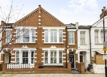 Thumbnail 4 bed terraced house for sale in Lindrop Street, London