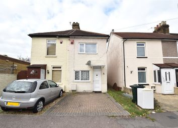 Thumbnail 2 bed semi-detached house for sale in Invicta Road, Dartford, Kent