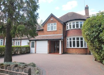 Thumbnail 4 bed detached house for sale in Miall Park Road, Solihull