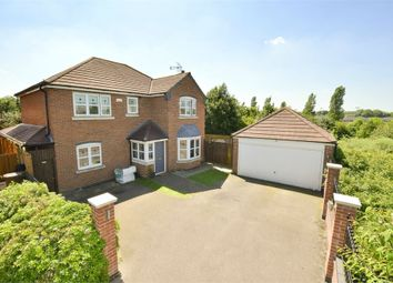 Thumbnail 4 bedroom detached house for sale in Flatford Close, Corby