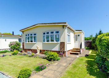 Thumbnail 2 bed mobile/park home for sale in Pine Park, Aldershot Road, Guildford