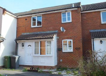 Thumbnail 1 bed terraced house to rent in Buckleaze Close, Trowbridge, Wiltshire