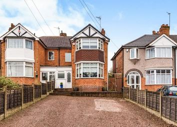 Thumbnail 3 bed semi-detached house for sale in Cofton Road, Birmingham, West Midlands