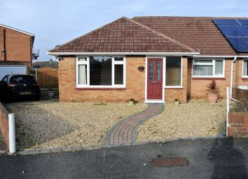 Thumbnail 2 bed semi-detached bungalow for sale in Pirton Crescent, Churchdown, Gloucester