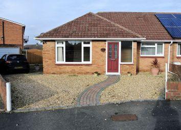 Thumbnail 2 bed semi-detached bungalow for sale in Pirton Crescent, Churchdown, Gloucester