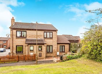 Thumbnail 3 bed semi-detached house for sale in Royal Court, Penicuik