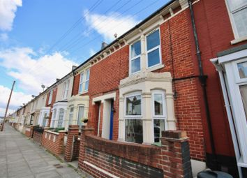 Thumbnail 3 bed property to rent in Catisfield Road, Southsea